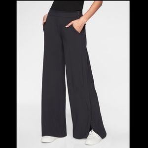 Athleta Gramercy Snap Seam Track Trousers 16